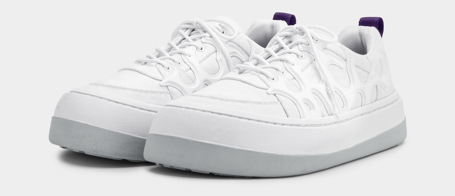 Eytys Sonic Canvas Bright White