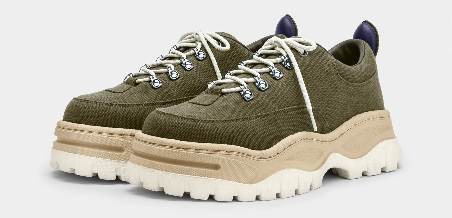 Eytys Angel Canvas Olive