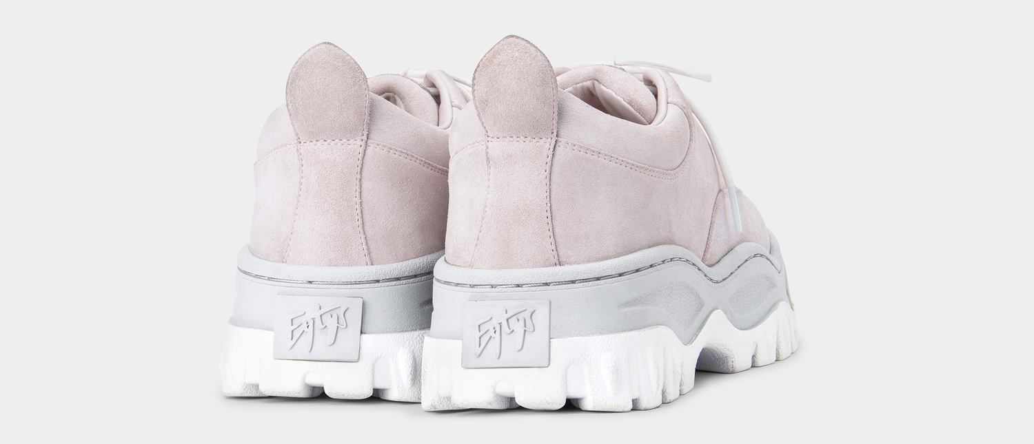 Angel Suede Ice Pink