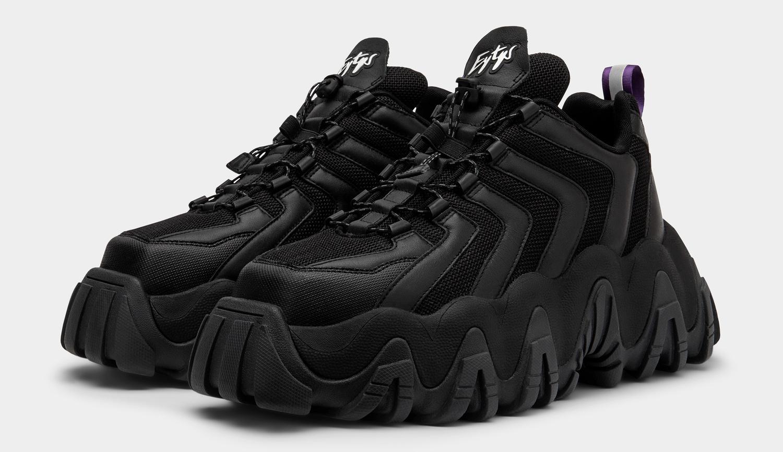 Eytys Halo Leather Black