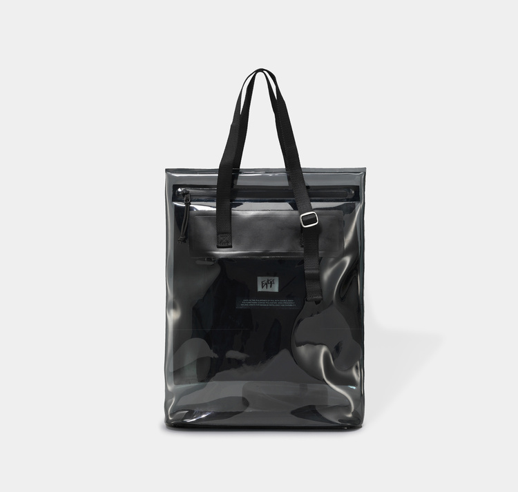 Eytys VOID Tote Clear Ink