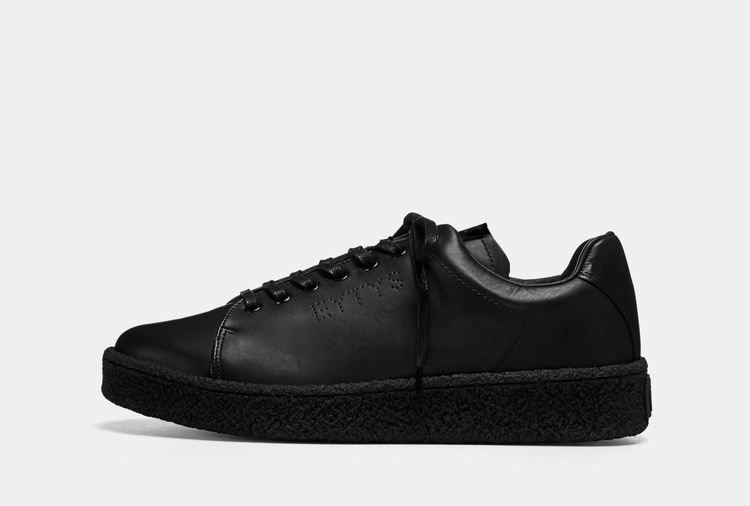 Eytys Ace Leather Black