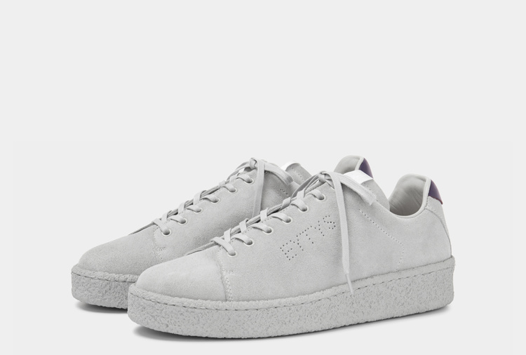Eytys Ace Suede Cement