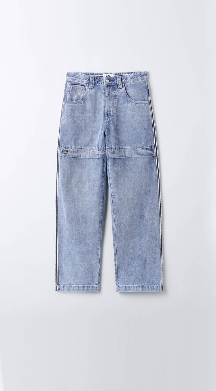 Titan Tuck Jeans