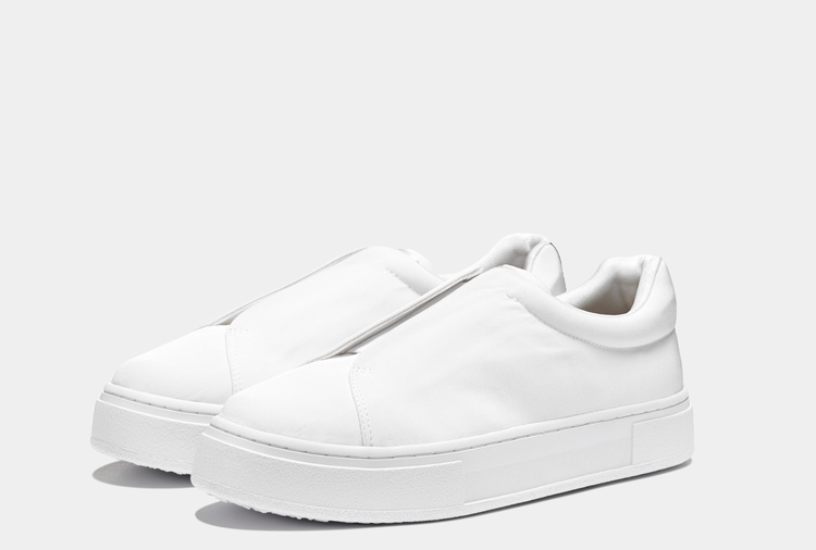 Eytys Doja S-O Fabric White