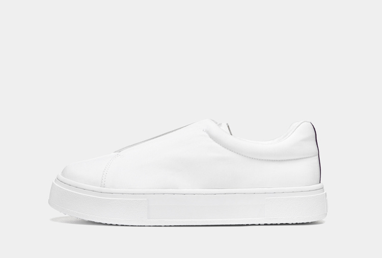Eytys Doja S-O Fabric White