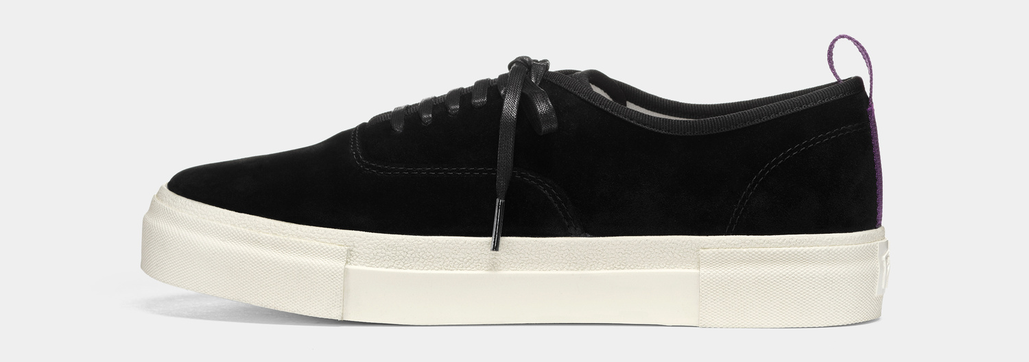 Eytys Mother Suede Black
