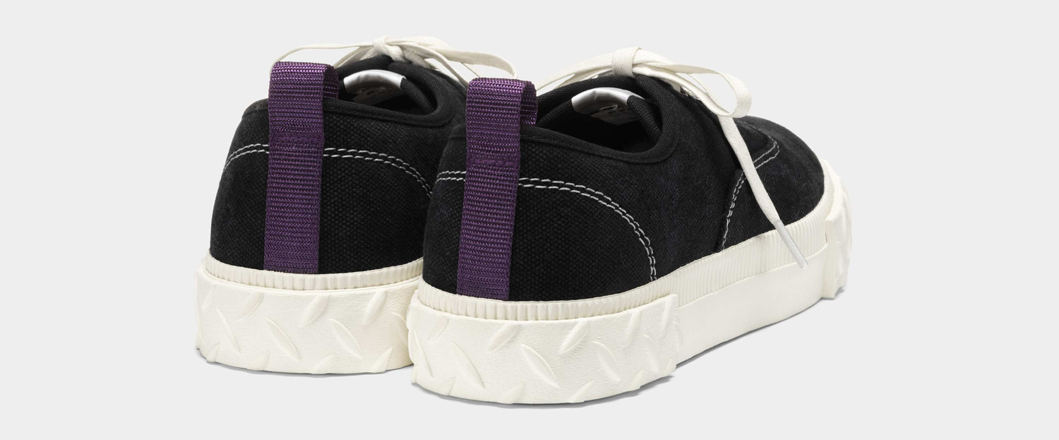 Eytys Viper Canvas Black