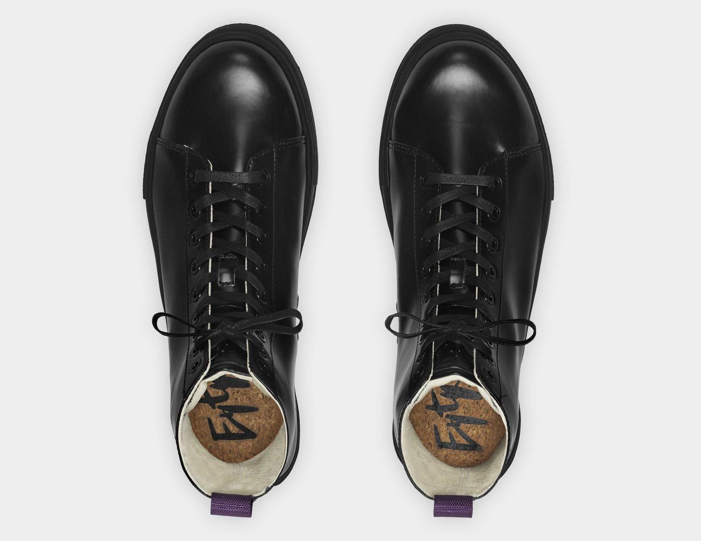 Eytys Kibo Leather All black