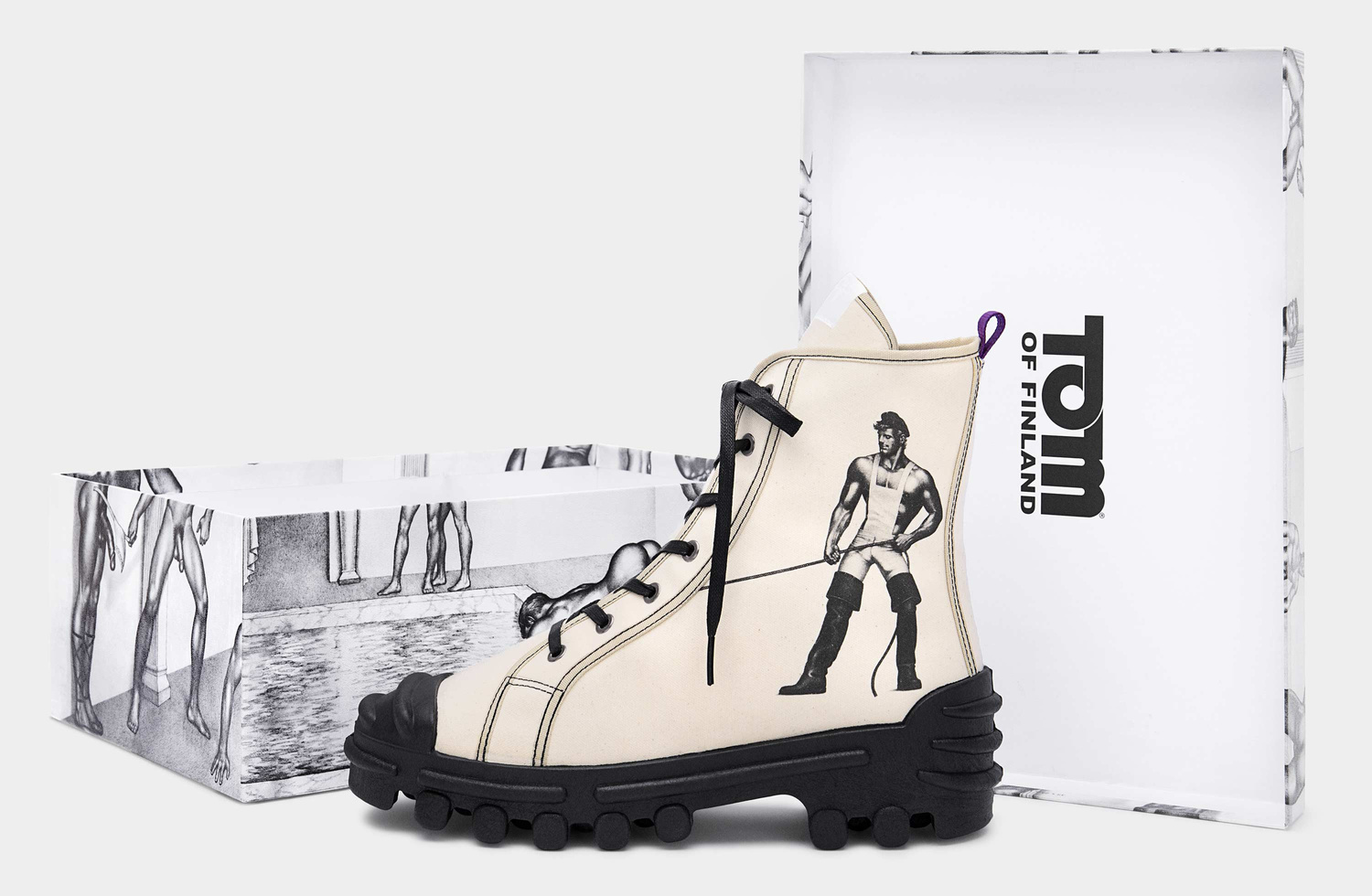Eytys Magnum x Tom of Finland