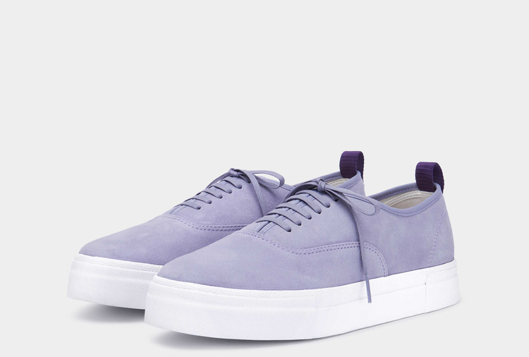 Eytys Mother Suede Lavender