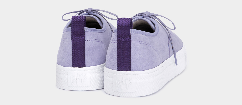 Eytys Mother Suede Lavender