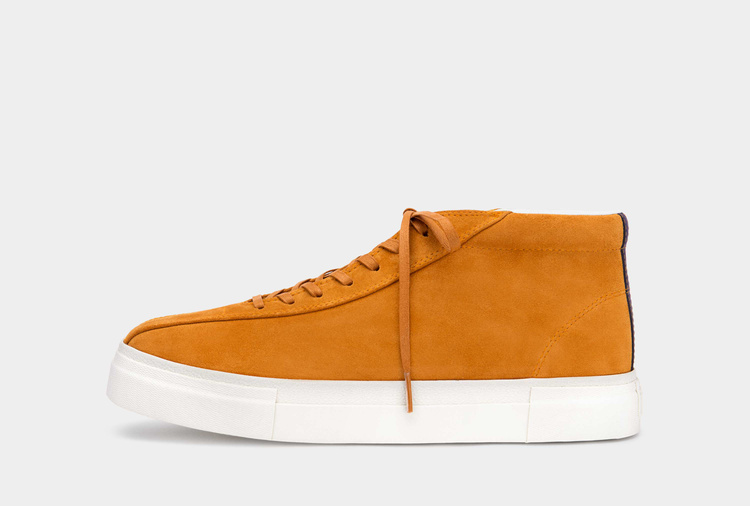 Eytys Mother Mid Suede Sienna