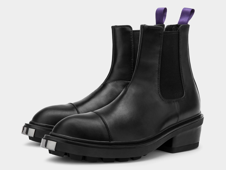 Eytys Nikita Leather Black