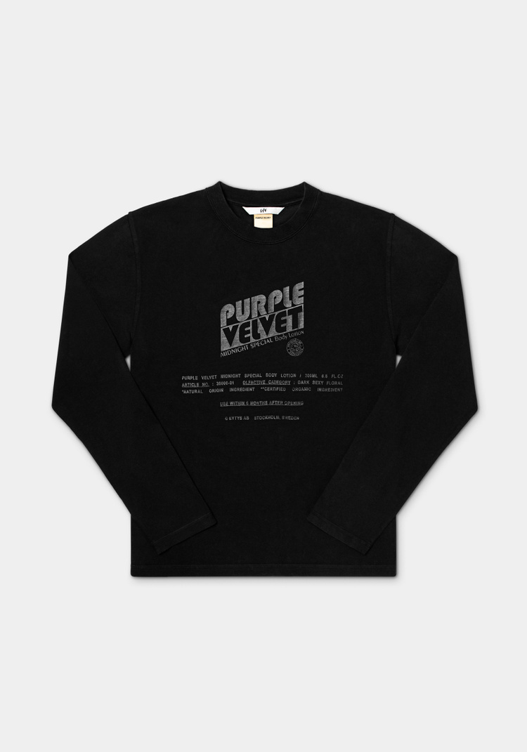 Eytys Smith LS PV Black