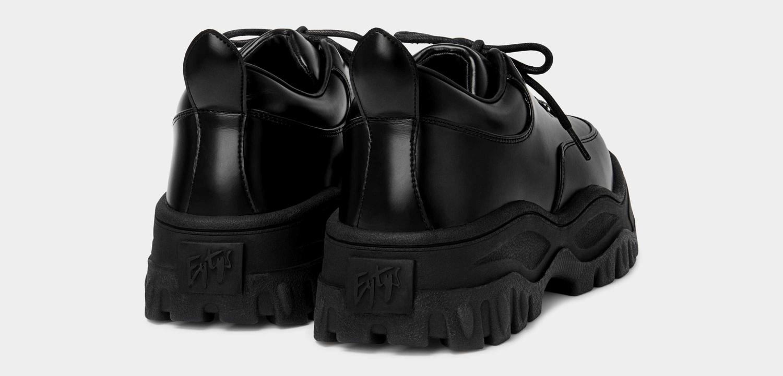Eytys Angel Leather Black | Eytys