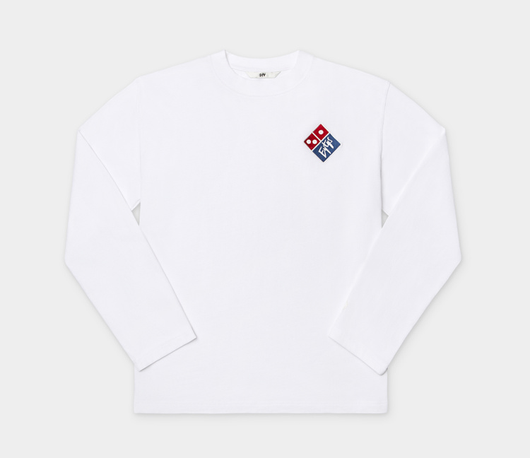 Eytys Smith Lunch Long-sleeve White