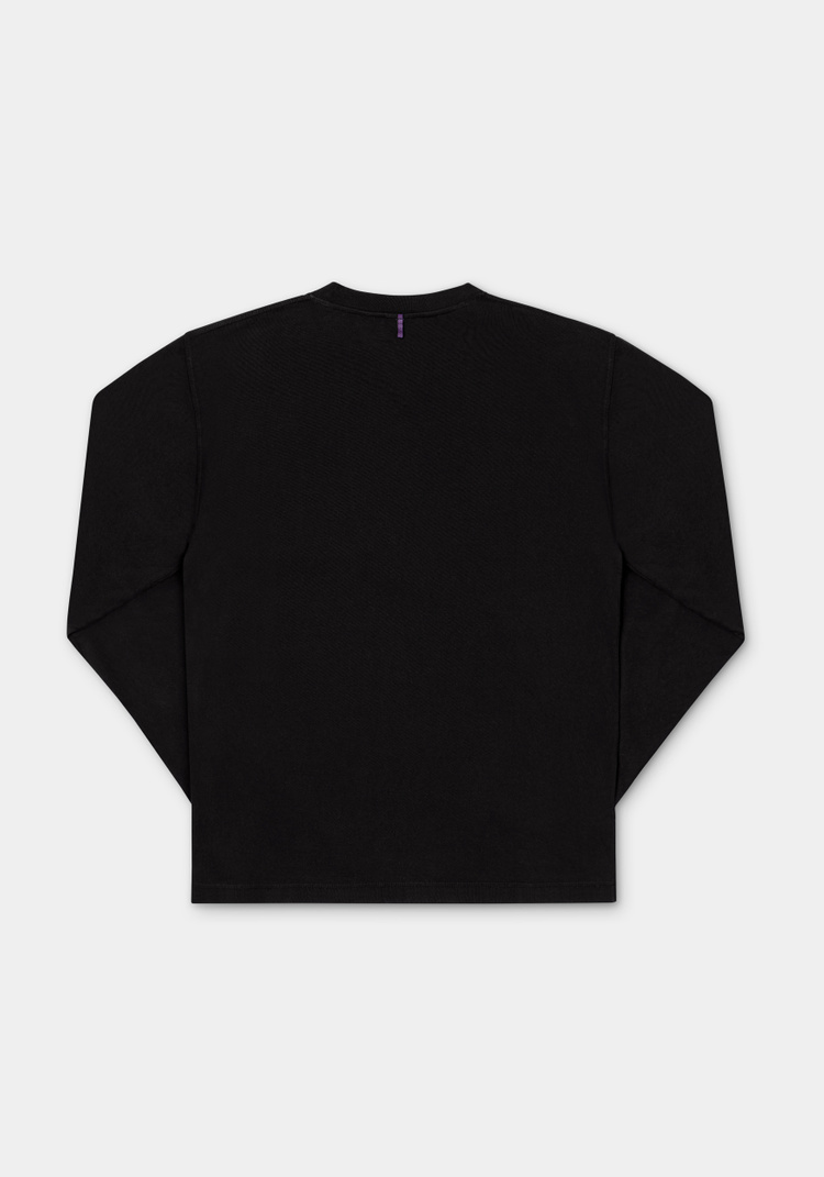 Eytys Smith Long-sleeve Black
