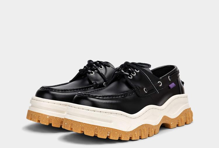 Eytys Mykonos Leather Black