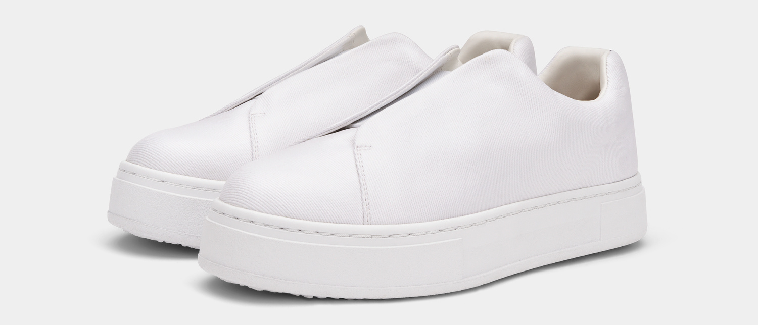 Eytys Doja S-O Coated White