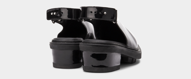 Eytys Carmen Patent Black