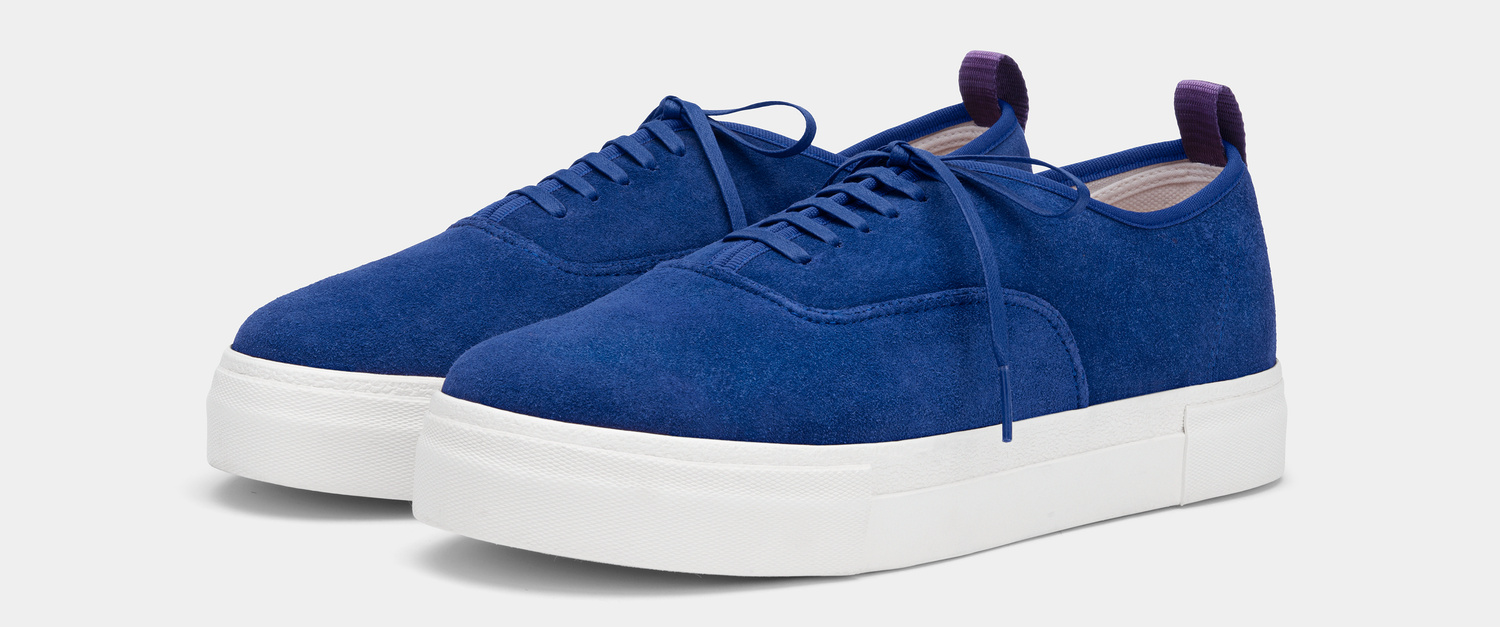 Eytys Mother Suede Cobalt