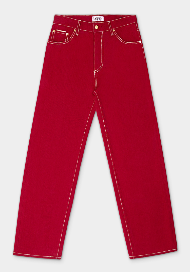 Eytys Benz Twill Rosso