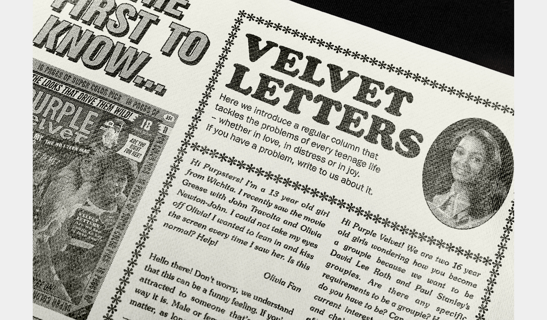 Eytys Lennox Letters Black