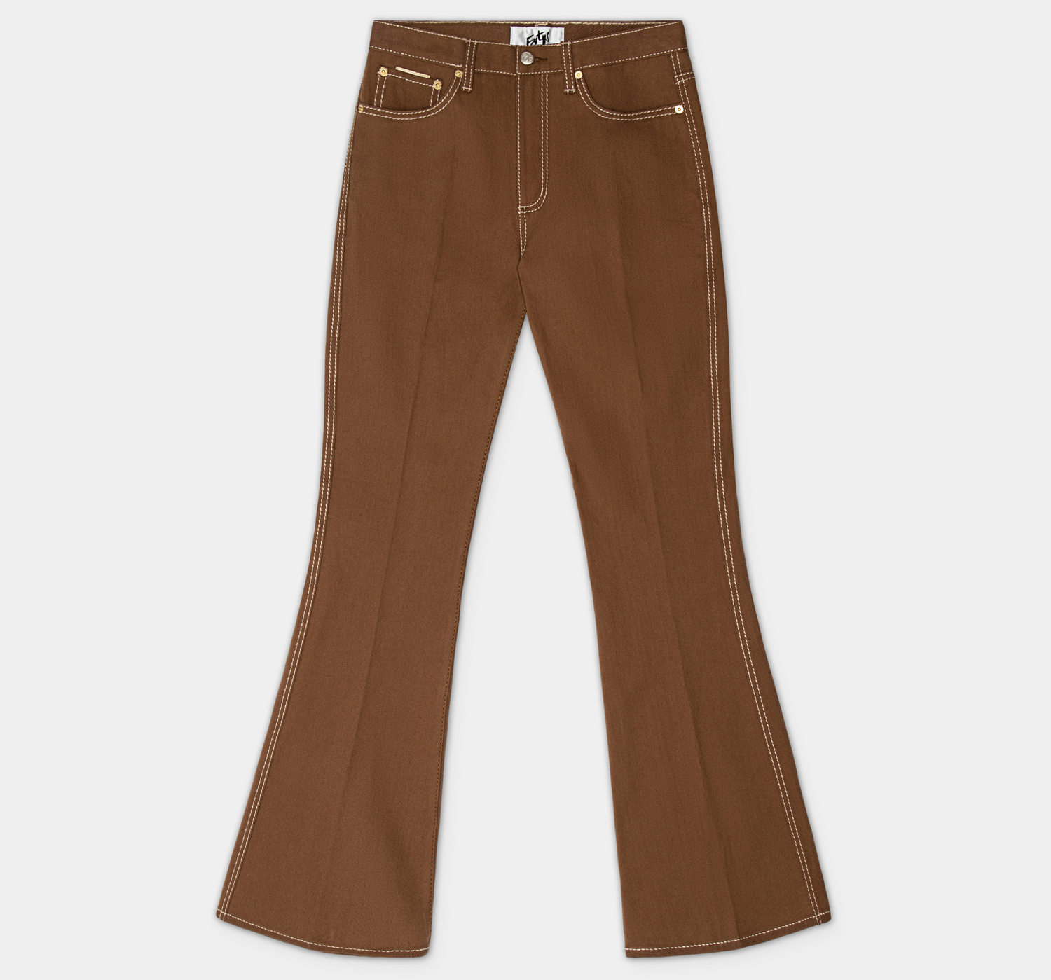 Eytys Oregon Twill Fudge