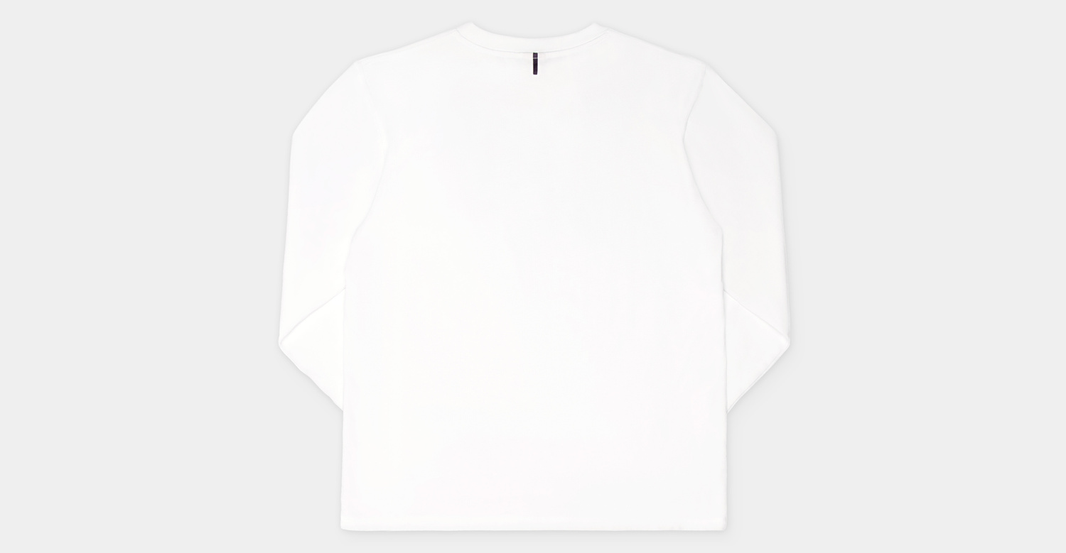Eytys Smith LS Patch White